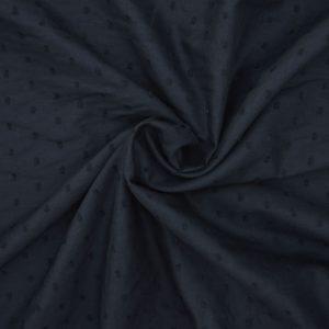 Clip Dot Cotton // Black // Holm Sown