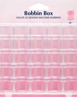 H160A Hemline Bobbin Box 25