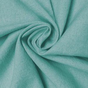 Holm Sown: Linen & Cotton Mix - Teal | dressmaking fabric