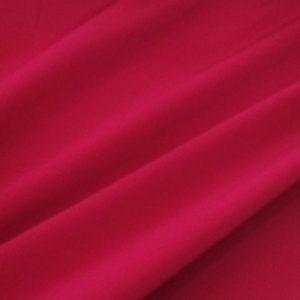Holm Sown Online Fabric Shop - Luxury Peachskin Crepe Fuchsia - Dressmaking Fabric