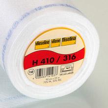Vilene H410/316 iron-on softline interfacing (white)