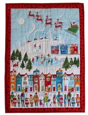 Wonderland Advent Panel Kit