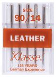 Klasse Machine Needles Leather 90/14