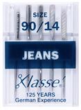 Klasse Machine Needles Jeans 90/14