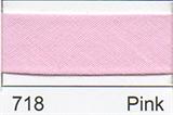 Bias Binding - Pink (12mm)