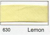 Bias Binding - Lemon (12mm)