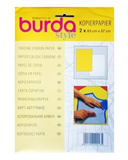 Burda tracing carbon paper