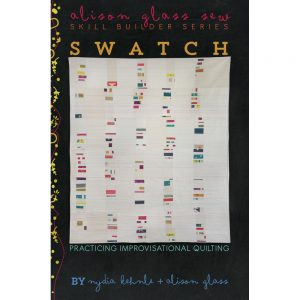 Alison Glass Swatch Quilt Pattern // Holm Sown
