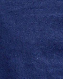 Denim Cotton / Linen Mix