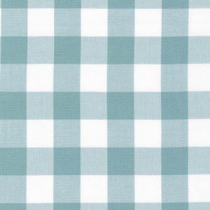 "Carolina Gingham 1"" - Fog"