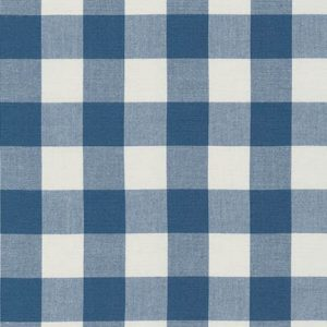 "Carolina Gingham 1"" - Denim"