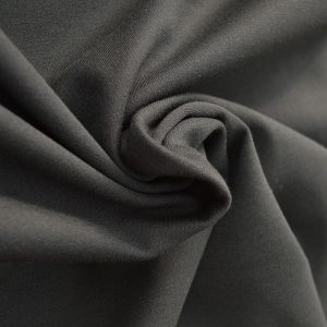 Ponte Roma Fabric // Black // Holm Sown