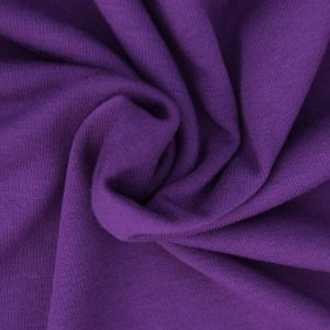 Ponte Roma Fabric // Royal Purple // Holm Sown