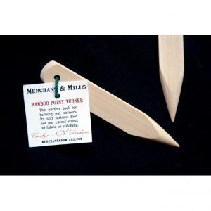 Merchant & Mills Bamboo Point Turner
