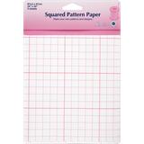 H751_Hemline_squared pattern paper