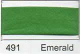 Bias Binding - Green (20mm)