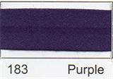 Bias Binding - Purple (20mm)