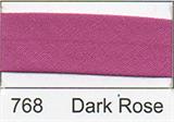 Bias Binding - Dark Rose (20mm)