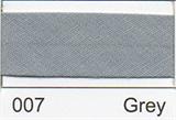 Bias Binding - Grey (20mm)