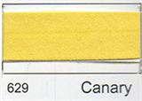 Bias Binding - Yellow (20mm)