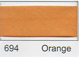 Bias Binding - Orange (20mm)