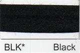 Bias Binding - Black (20mm)