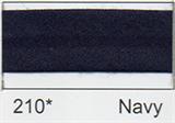 Bias Binding - Navy (20mm)