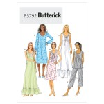 Butterick B5792 // Holm Sown
