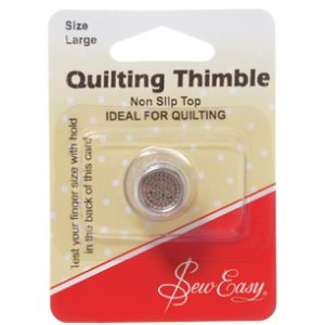 ER300_SewEasy_Quilting Thimble_Large