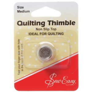 ER300_SewEasy_Quilting Thimble_Medium