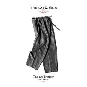 MerchantMills_101Trouser_Pattern_front cover