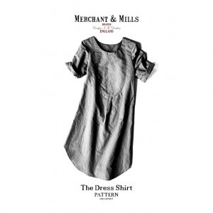 MerchantMills_DressShirt_Pattern_front cover