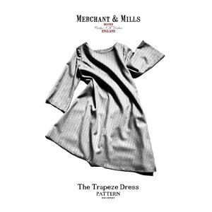 MerchantMills_TrapezeDress_Pattern_front cover