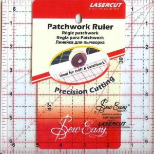 NL4177_Sew_Easy_Square Ruler_6.5x6.5 inch