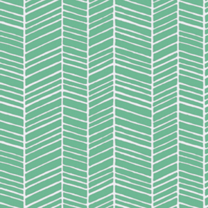 True Colours - Herringbone in Turquoise