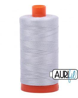 AURIfil Mako 50wt thread // cotton thread // #2600 dove grey // Holm Sown