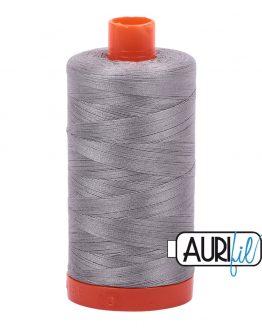 AURIfil Mako 50wt thread // cotton thread // #2620 stainless steel // Holm Sown