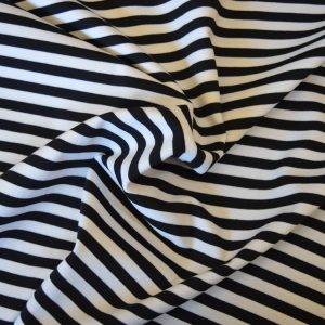 Ponte Roma // Black & White Stripe // thumb // Holm Sown