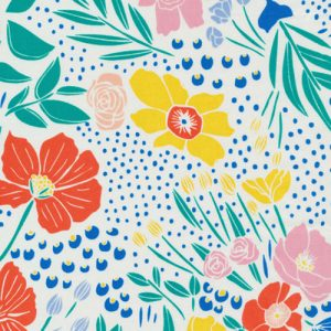 Cloud9 Fabrics // Lore by Leah Duncan // Secret Garden // Holm Sown