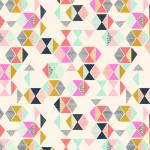 Dashwood Studio // Cotton Candy fabric // Parade // Holm Sown