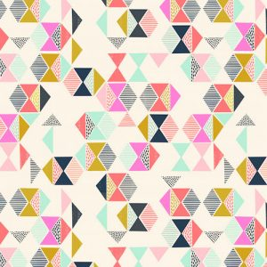 Dashwood Studio // Cotton Candy fabric // Parade // Holm Sown