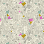 Dashwood Studio // Cotton Candy fabric // Sketch // Holm Sown