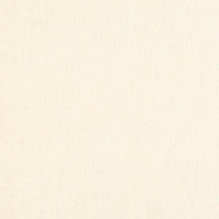 Robert Kaufman Essex Linen // Linen White // Holm Sown