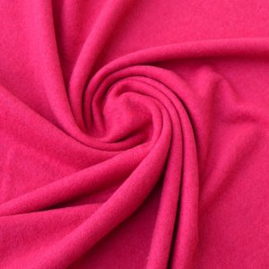 Boiled Wool Jersey // Fuchsia / Hot Pink // Holm Sown