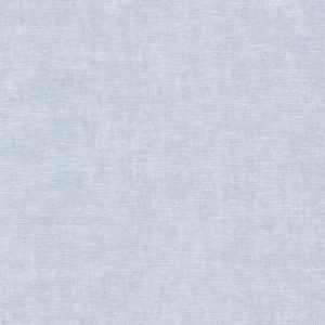 Robert Kaufman Essex Yard Dye Linen // Chambray Blue // Holm Sown