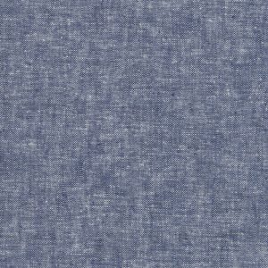 Robert Kaufman Essex Yard Dye Linen // Denim Blue // Holm Sown