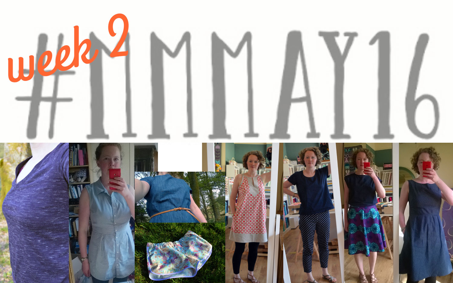 Me Made May 16 // week 2 // Holm Sown