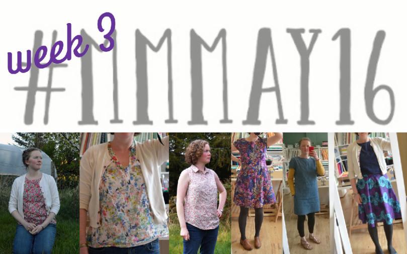 Me Made May 16 // week 3 // Holm Sown