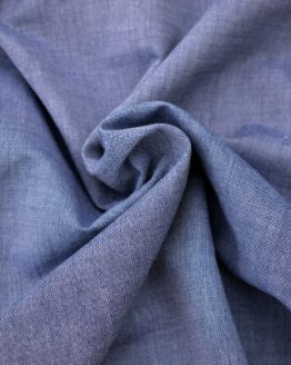 Cotton Chambray Denim Blue // Merchant & Mills // Holm Sown