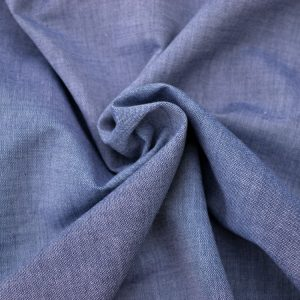 Cotton Chambray Denim Blue // Merchant & Mills // Holm Sown